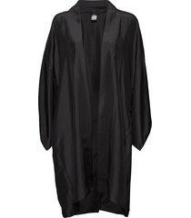 robe morgonrock svart calvin klein