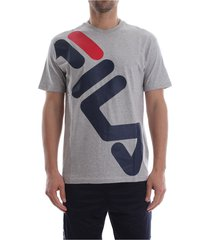 fila 684337 kalani tee t shirt and tank men light grey