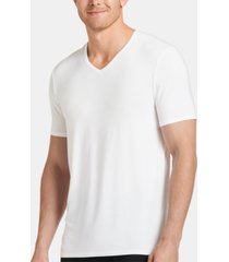 jockey men's supersoft v-neck undershirt