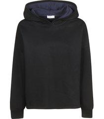 closed oversized hoodie