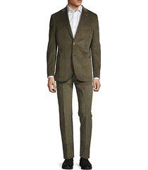 cotton corduroy suit