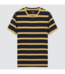 camiseta para hombre franjas