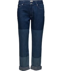 boyfit tri shade jeans boyfriend jeans blå french connection