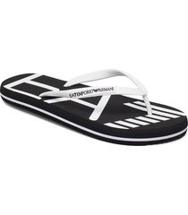 flip flop shoes summer shoes flip flops svart ea7
