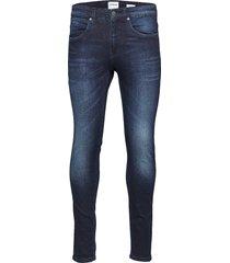 5 pocket stretch orlando blue skinny jeans blå lindbergh