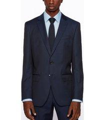 boss men's huge6 slim-fit jacket