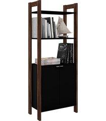 armário alto multiuso, tecno mobili, 2 p