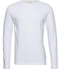 cotton, slope sweat - gots sweat-shirt tröja vit knowledge cotton apparel