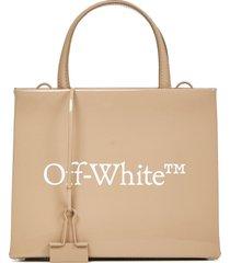 mini box tote bag