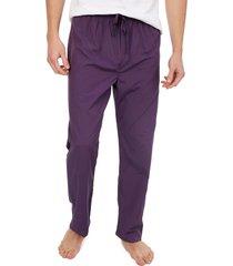 pantalón pijama morado-azul colore