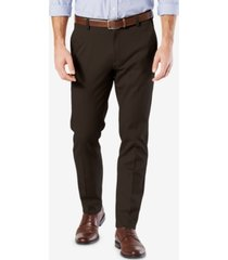 dockers men's easy slim tapered fit khaki stretch pants