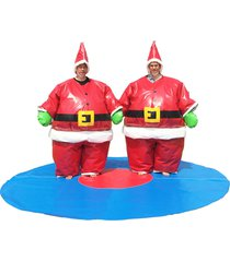 santa wrestling sumo suit set wrestler dress sport entertainment christmas gift