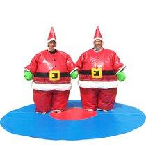 santa wrestling sumo suit set wrestler dress sport entertainment christmas gift