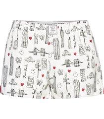 short shorts svart pj salvage