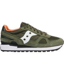 scarpe sneakers uomo camoscio shadow o