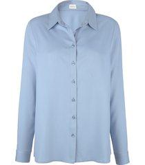 blouse mona lichtblauw