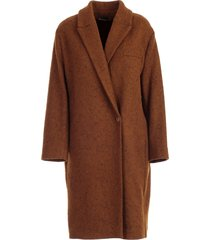 dusan coat single breasted