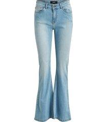 object jeans 23032746 finia light blue denim - blauw
