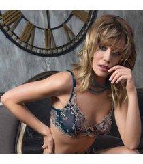 ambra lingerie platinum fashion soft cup bh groen