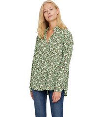 karolina tulip long-sleeved shirt