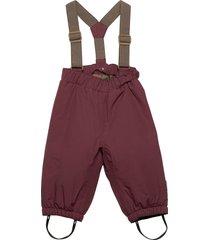 wilas suspenders pants, m outerwear snow/ski clothing snow/ski pants lila mini a ture