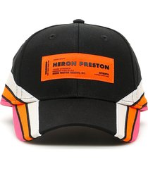 heron preston multicolor racer cap