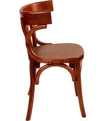 cadeira de madeira airan sem braço