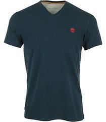 t-shirt korte mouw timberland t-shirt dunstan river