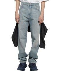 balenciaga hybrid jeans