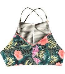 brunotti ss20 caleo ao women bikini top 2012068309-0760 groen