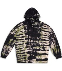 mvp collections by mo vaughn productions men's tie-dye hoodie