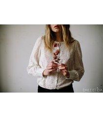 camicetta stampata - collezione donna -