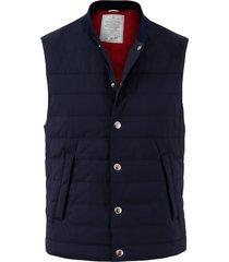 nylon padded vest