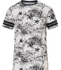 t-shirt onskafka slim ss aop tee