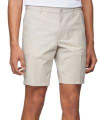 boss men's natural slice shorts