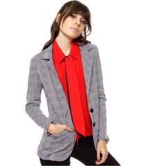 blazer rojo prussia mariana