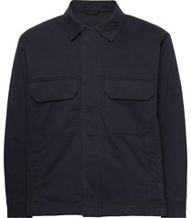 anf mens outerwear tunn jacka blå abercrombie & fitch