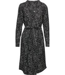 sketch regitza dress knälång klänning svart bruuns bazaar