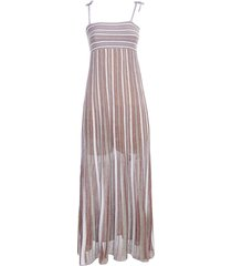 m missoni dress thin straps lurex