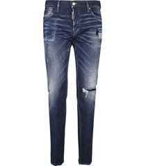 dsquared2 classic destroyed jeans