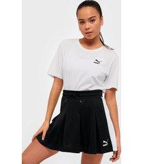 puma classics t7 pleated skirt träningsshorts
