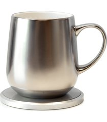 ohom ui mug & warmer set, size one size - metallic