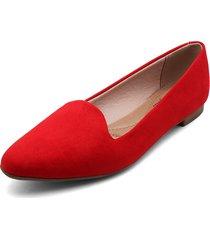 baletas  beira rio rojo
