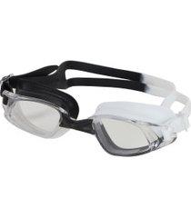 óculos de natação speedo glypse slc - adulto - preto/branco