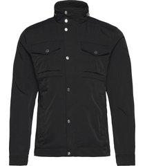 bailey poly stretch jacket tunn jacka svart j. lindeberg