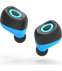 audifonos bluetooth mini auricular inalámbricos manos libres - azul