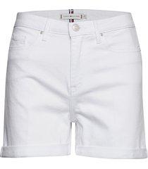 rome hw short clr shorts denim shorts vit tommy hilfiger