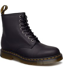 1460 black snowplow wp shoes boots winter boots svart dr. martens
