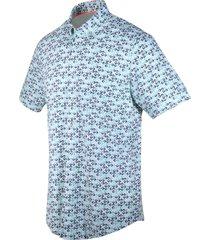 blue industry 2215.21 shirt mint