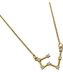 collar constelacion tauro